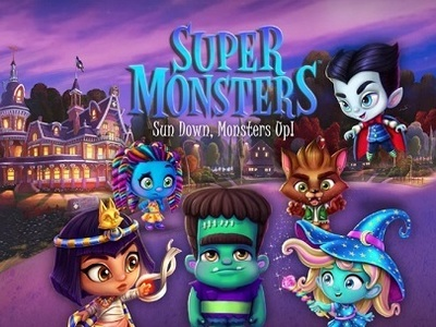 Kid Show Monsters