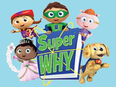 Super WHY! tv show photo
