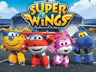 Super Wings tv show photo