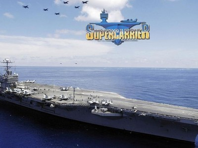 Supercarrier tv show photo