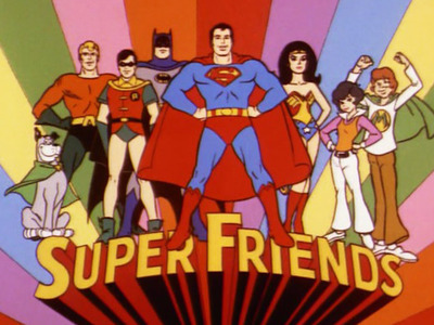 SuperFriends (1973) tv show photo