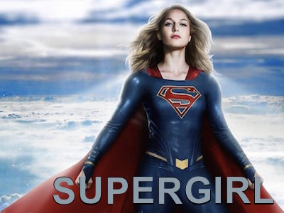 Supergirl tv show photo