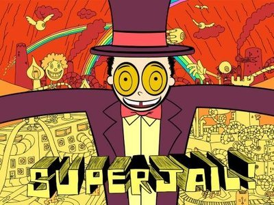 Superjail! tv show photo
