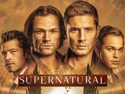 Supernatural tv show photo