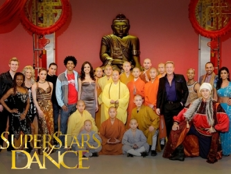 Superstars of Dance tv show photo