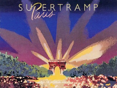 Supertramp Live in Paris (UK)