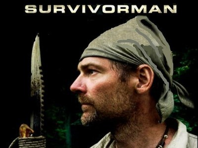 Survivorman (CA) tv show photo