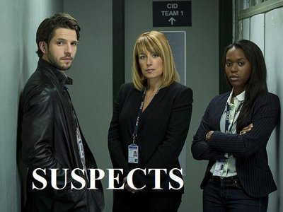 Suspects (UK) tv show photo