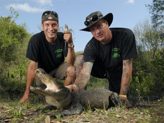Swamp Brothers tv show photo