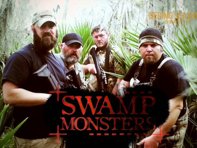 Swamp Monsters tv show photo