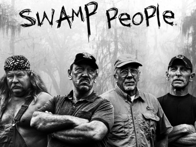 Swamp People tv show photo