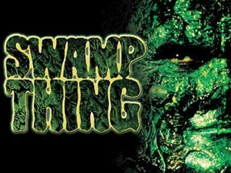 Swamp Thing tv show photo