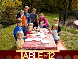 Table for 12 tv show photo