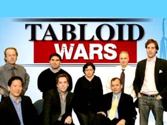 Tabloid Wars tv show photo