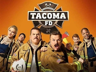 Tacoma FD tv show photo