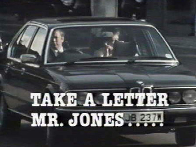 Take a Letter Mr. Jones (UK) tv show photo
