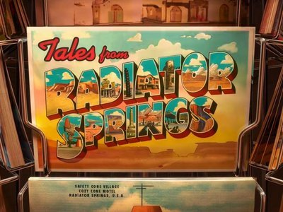 Tales From Radiator Springs tv show photo