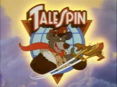 TaleSpin tv show photo