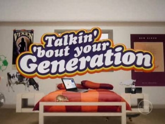 Talkin' 'Bout Your Generation (AU)
