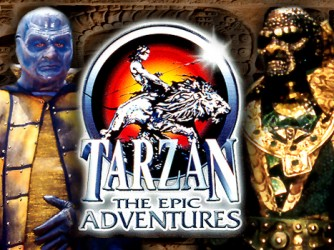 Tarzan The Epic Adventures tv show photo