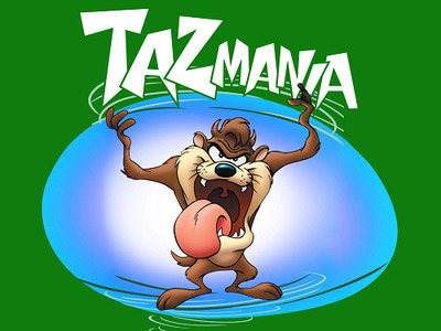 Taz-Mania tv show photo