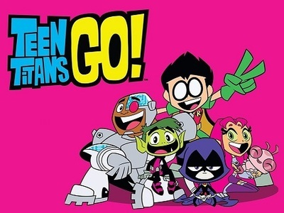 Teen Titans Go! tv show photo