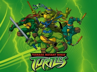 Teenage Mutant Ninja Turtles tv show photo
