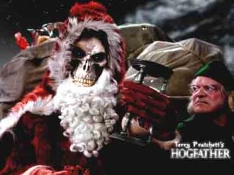 Terry Pratchett's Hogfather (UK)