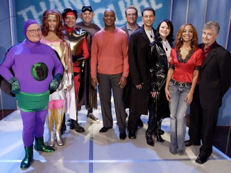 Thank God You're Here tv show photo