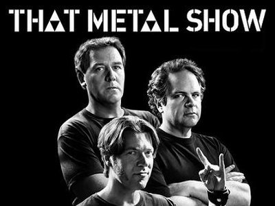 That Metal Show tv show photo