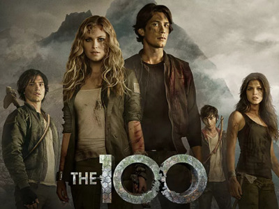 The 100 tv show photo