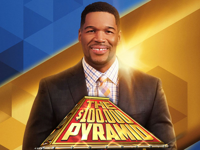 The $100,000 Pyramid tv show photo