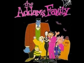 The Addams Family tv show photo