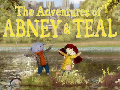 The Adventures Of Abney And Teal (UK) tv show photo