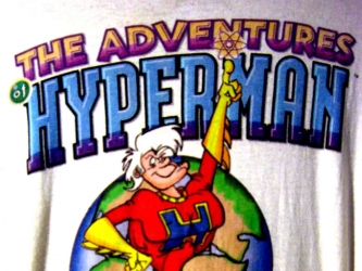 The Adventures of Hyperman tv show photo