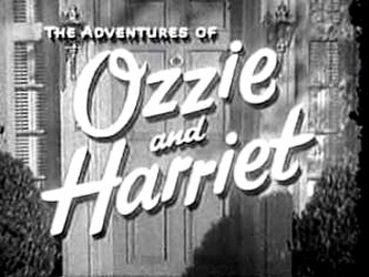 The Adventures of Ozzie & Harriet tv show photo