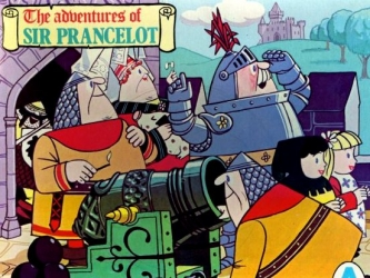 The Adventures of Sir Prancelot (UK) tv show photo