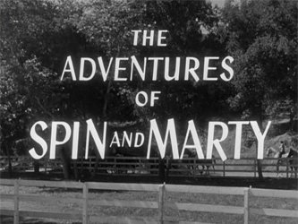 The Adventures of Spin and Marty tv show photo