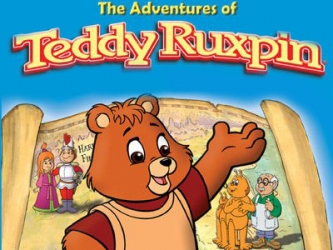 The Adventures of Teddy Ruxpin tv show photo