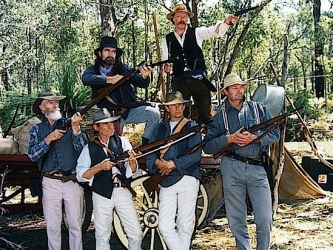 The Adventures Of The Bush Patrol (AU) tv show photo