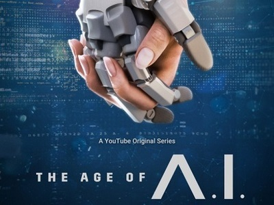 The Age of A.I. tv show photo