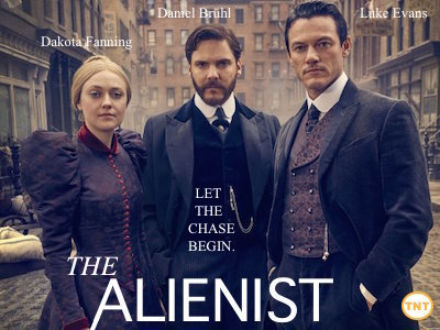 The Alienist tv show photo