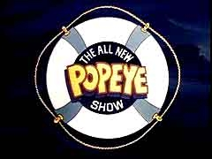 The All-New Popeye Hour tv show photo