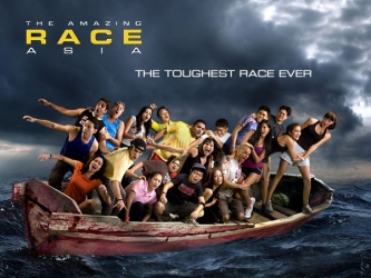 The Amazing Race Asia TV Show