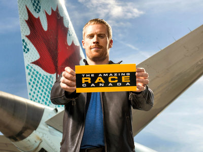 The Amazing Race Canada tv show photo