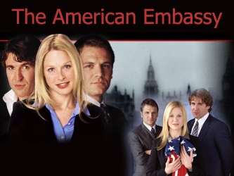 The American Embassy tv show photo