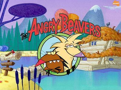 The Angry Beavers tv show photo