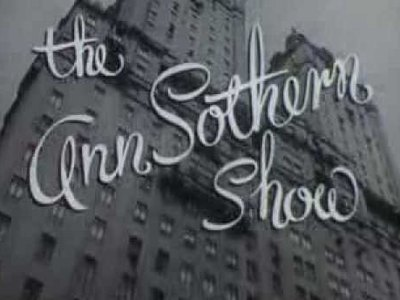 The Ann Sothern Show tv show photo