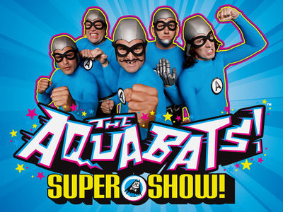 The Aquabats Super Show tv show photo