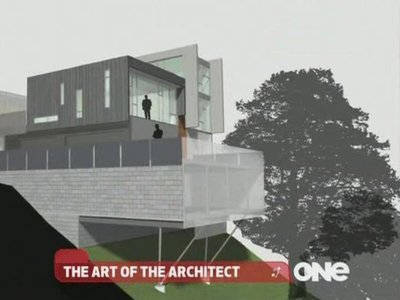 The Art of The Architect (NZ)